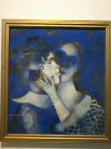 amantes-azules-marc-chagall-1914