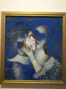 amantes-azules-marc-chagall-1914
